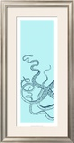 Octopus Triptych I Posters