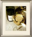 Chardonnay Framed Giclee Print by Steve Ash