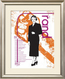 Ayn Rand Prints by Jeanne Stevenson