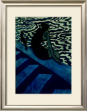 La Baigneuse, c.1910 Art by Leon Spilliaert
