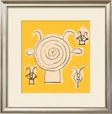 Tete de Faune en Grisaille avec Trois Figure Posters by Pablo Picasso