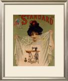 Standard Framed Giclee Print