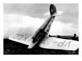 Beryl Markham's Aeroplane in a Cape Breton Bog, 1936, Giclee Print