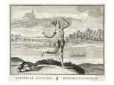 A Virginian Shaman Giclee Print