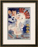 Bec Auer Framed Giclee Print by Henri Meunier