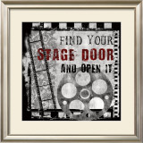 Stage Door Prints by Conrad Knutsen