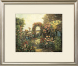 Garden Prints by Melbourne Hardwick
