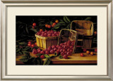 Country Berries Print by Levi Wells Prentice
