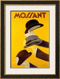 Mossant, c.1935 Art by Leonetto Cappiello