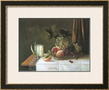 Still Life with Silver Tankard Posters by William Galvez
