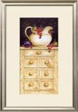 Urn on a Dresser III Print by Eric Barjot