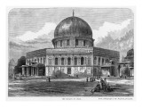 Also known as the Dome of the Rock Giclee Print