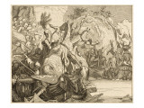 Battle of Morgarten Giclee Print