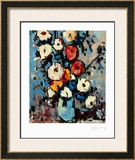 Flowers Prints by Sepp Brauchle