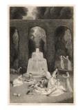 Boccaccio's Garden Giclee Print