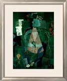 Portrait de Jeune Fille, 1914 Posters by Pablo Picasso