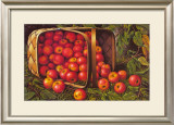 Country Apples Prints by Levi Wells Prentice