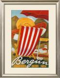Bergun Poster by  Gattiker