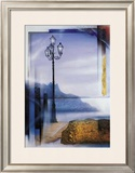 Mallorca Lamp Post Prints by W. Reinshagen
