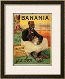 Y'A Bon Banania, c.1915 Posters by Alexandre De Andreis