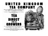 Advertisement for the United Kingdom Tea Company Ltd Giclée-Druck