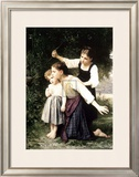 Dans le Bois Prints by Elizabeth Bouguereau