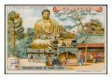 Buddha of Kamakura Giclee Print