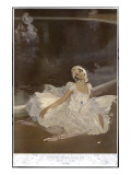 Anna Pavlova Russian Ballet Dancer During a Performance Giclee Print