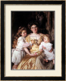 Mother&#39;s Love Poster by Thomas B. Kennington