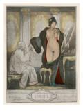 Deadly Sins / Vanity Giclee Print