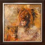 Wild Kingdom II Prints by  Georgie