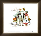 Traveling Salesman Prints by Norman Rockwell