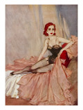 February, 1953 Giclee Print by David Wright