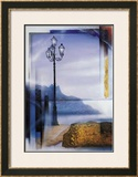 Mallorca Lamp Post Prints by W. Reinshagen