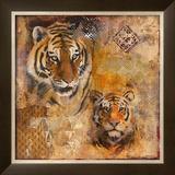 Wild Kingdom I Posters by  Georgie