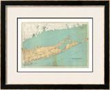 Suffolk County, New York, c.1895 Framed Giclee Print by Joseph Rudolf Bien