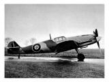 Captured Messerschmitt 109G, Britain; Second World War, 1944 Giclee Print
