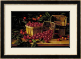 Country Berries Prints by Levi Wells Prentice