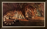 Tigre Royal Posters by Paul Jouve