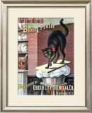 Black Cat Baking Powder Poster by Tom Captain