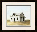 Amarillo I Limited Edition Framed Print by Megan Meagher