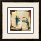Quiet Shades III Limited Edition Framed Print by  Judeen