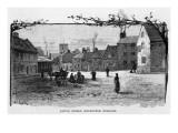 Castle Street, Melbourne, Derbyshire Giclee Print