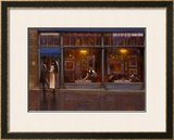 Fifth Avenue Caf&#233; I Prints by Brent Lynch