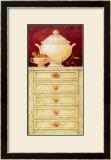 Urn on a Dresser I Art by Eric Barjot