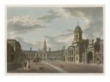 Dublin Castle 1817 Giclee Print