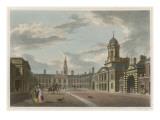 Dublin Castle 1817 Giclee Print
