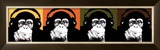 Monkey Quad Posters by  Steez