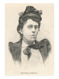 Emma Goldman Lithuanian-Born American Anarchist Politician and Agitator Giclee Print