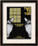 Grasping Grammar: To Too Two Posters by Christopher Rice
